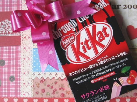 KitKatcherry