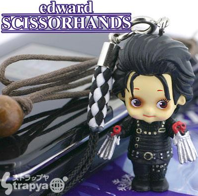 edward scissorhands kewpie