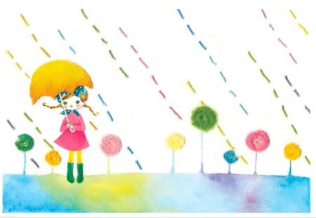 hiromi sato umbrella